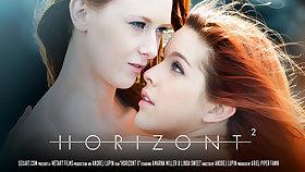 Horizont II - Amarna Miller & Linda Appealing - SexArt