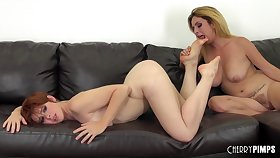 Amateur video of two matures having intercourse - Ashlee Graham & Lily Cade